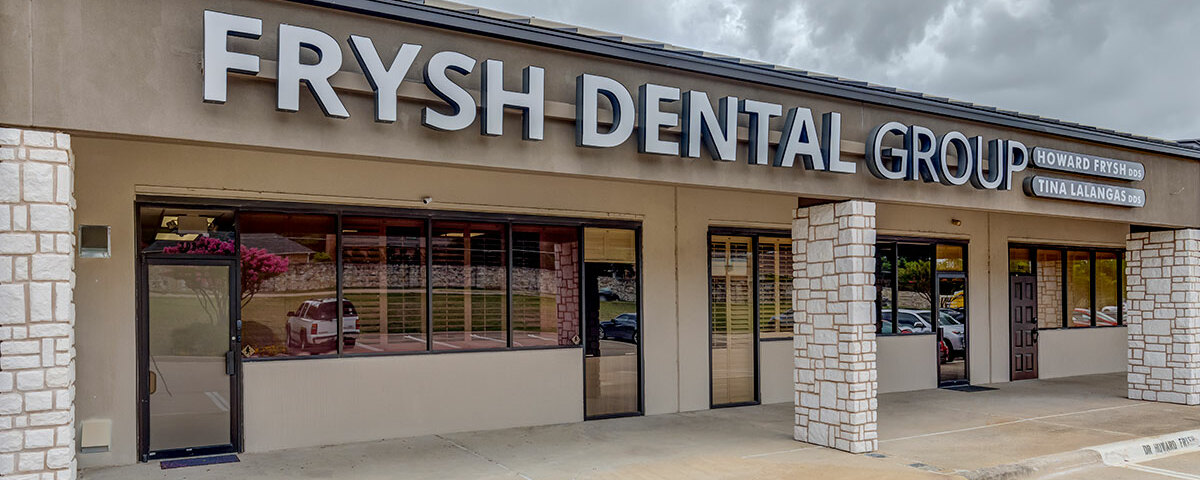 Welcome to Frysh Dental Group, conveniently located on Preston Road in North Dallas